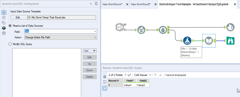 Alteryx Outlook Input - Blob Output Stream.png