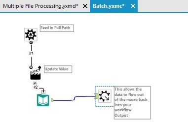 Reading Multiple files and processing - Alteryx Community