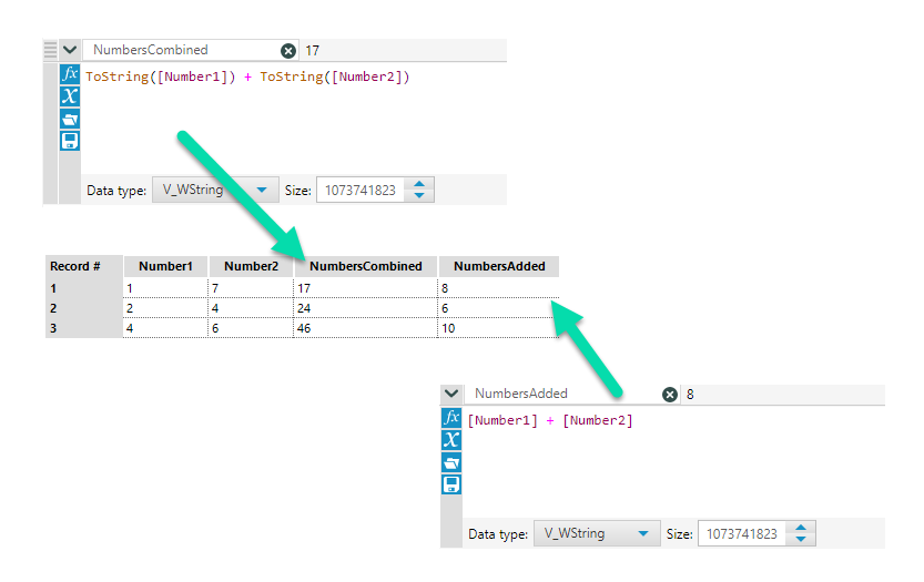 Concatenating and adding (integer) fields - Alteryx Community