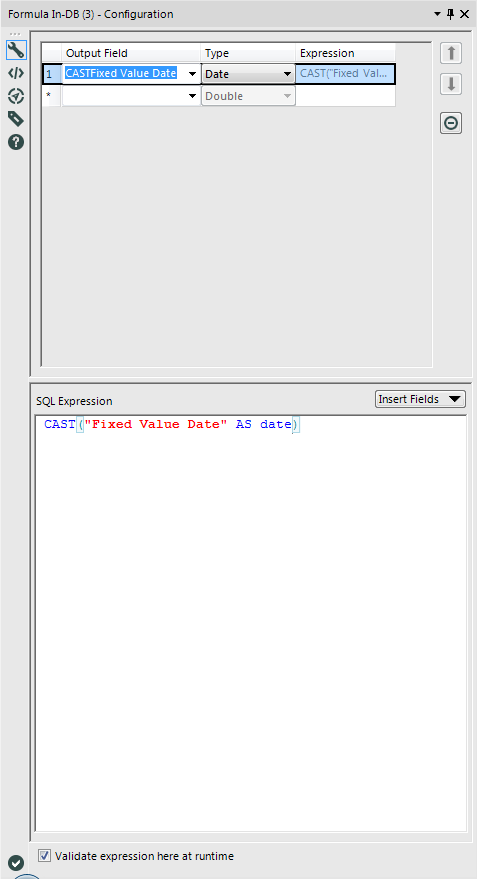 Unexpected error with In-DB commands - Alteryx Community