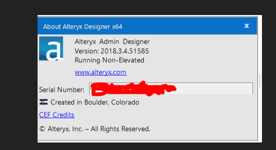 Alteryx Version.PNG