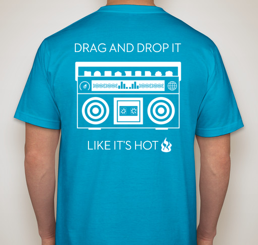 Drand and drop it like it's hot