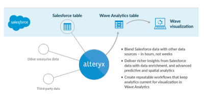Salesforce Data and Wave Analytics