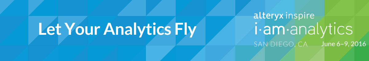 Let Your Analytics Fly