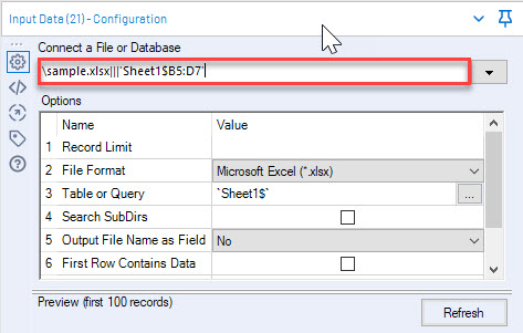How To: Import Multiple Excel Sheets or a Specific