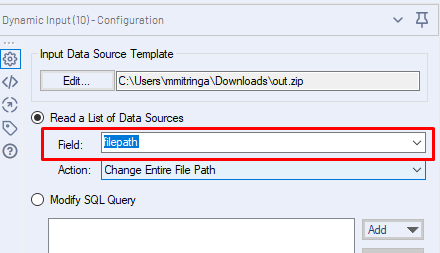 Solved: Downloading a zip file and then extracting the XML