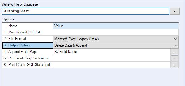 Column formatting in Excel - Alteryx Community