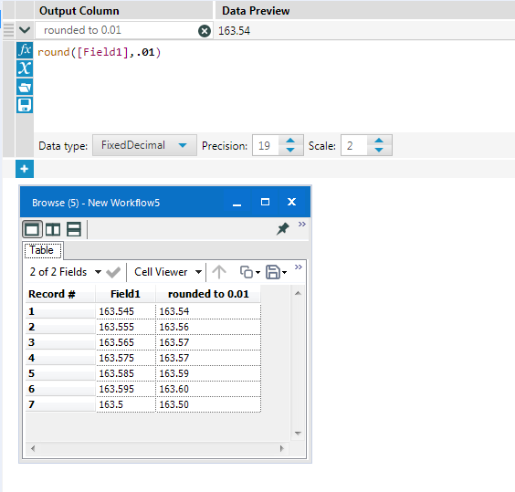 another rounding question - Alteryx Community