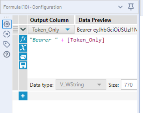 Setting up download tool with oauth token - Alteryx Community