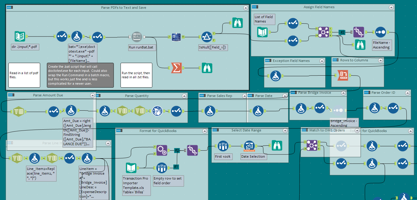 Can Alteryx Parse A Word Doc Or PDF? - Alteryx Community
