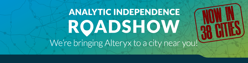 Analytic Independence Roadshow