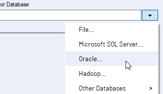 Oracle database connection via the Gallery - Alteryx Community