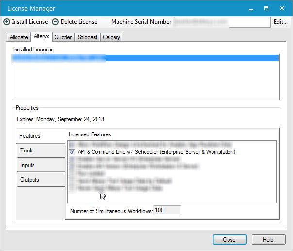 How do I schedule a Workflow using Alteryx? - Alteryx Community