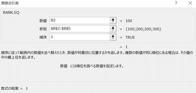 Alteryx Excel 比較 RANK関数 RANKEQ関数 LHit .png