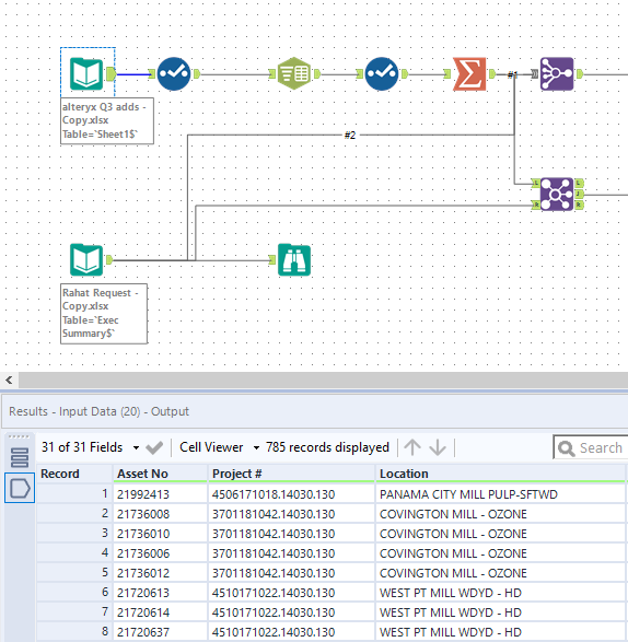Solved: HELP - Page 2 - Alteryx Community
