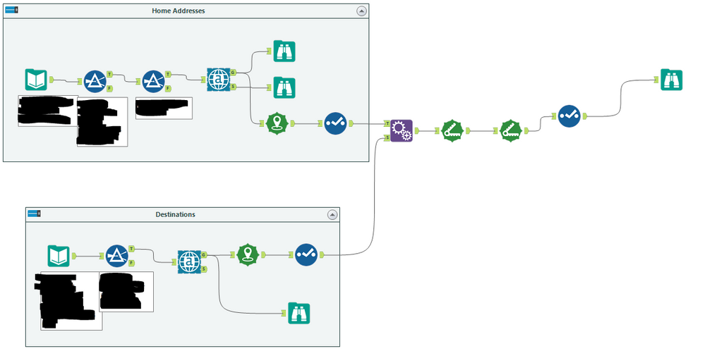 Drive Time Locations >> Solved Drive Time To Multiple Locations Issues Alteryx
