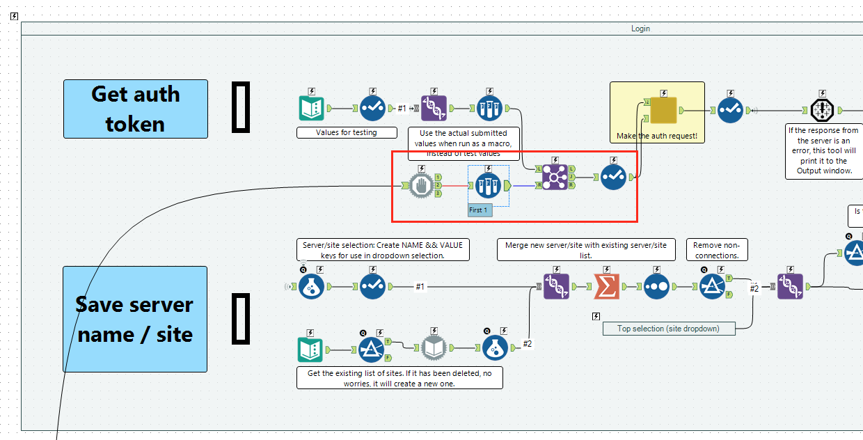 Alteryx how to add 1 macro