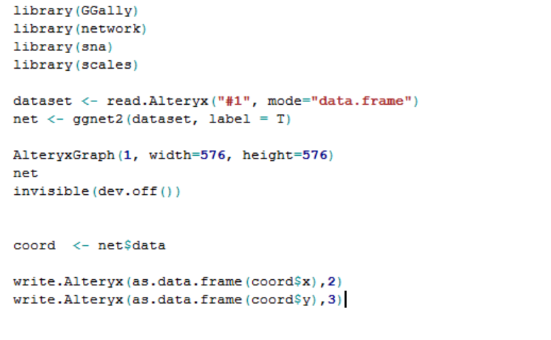 Using the R tool to fetch R- plot coordinates - Alteryx Community