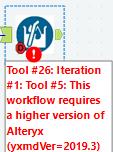 Macro in workflow