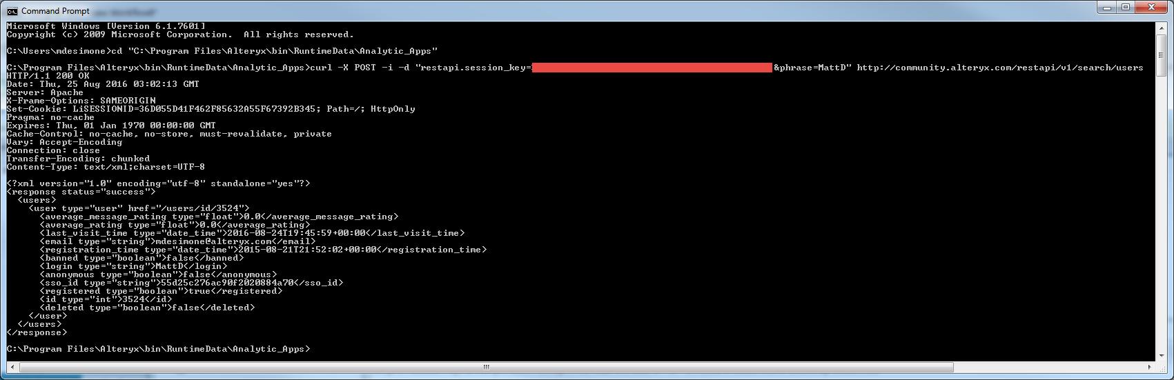 APIs in Alteryx: cURL and Download Tool télécharger herunterladen
