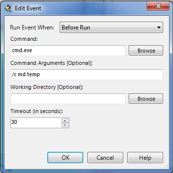 Run Command after workflow - Alteryx Community